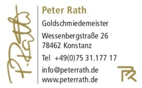 Logo aufkleber-Goldschmiedemeister- PR 25.08.2008